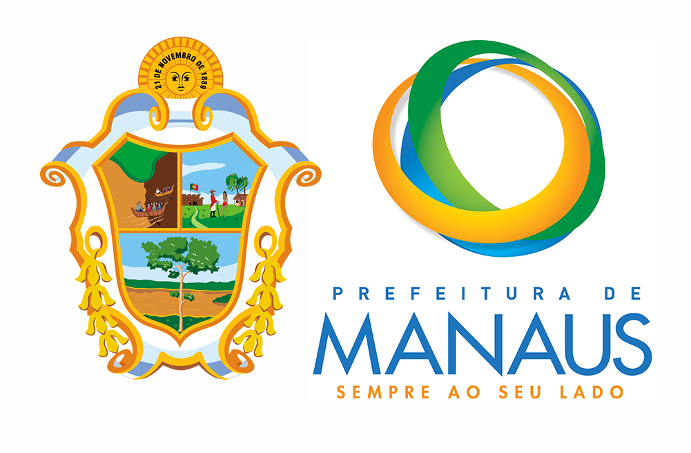 Logo da Prefeitura de Manaus